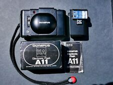 Olympus XA4 with A11 Flash ***Rare*** Film tested