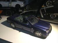 1998 MERCEDES BENZ SLK 320 1:18 $ 55.00+ Shipping