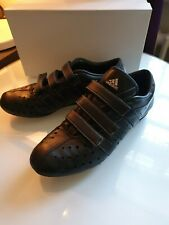 Adidas Rowing Shoes Trainers Black Sports 42,5  UK 8,5