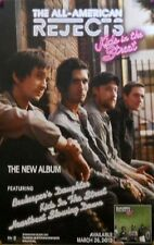 All American Rejects Poster, Kids in the Street (P8)