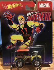 Hot Wheels~Pop Culture~MARVEL~Daredevil~'67 Ford Bronco Roadster~RealRiders