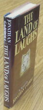 Jonathan Carroll. THE LAND OF LAUGHS. Viking, 1980. 1st HC/DJ. Author's 1st Book