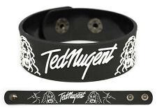 Ted Nugent wristband rubber bracelet