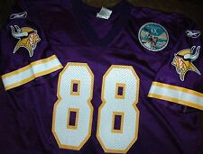 Alan Page jersey! Minnesota Vikings MEN's XL NEW Super Bowl IX vintage throwback