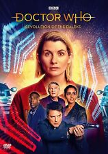 Doctor Who: Revolution of the Daleks - Dvd, 2021
