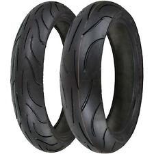 Michelin Pilot Power 120/70 ZR17 (58W) & 180/55 ZR17 (73W) Motorcycle Tyre Pair