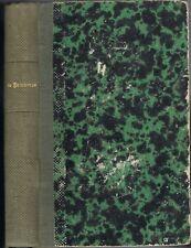 Les MERVEILLES des QUATRE SAISONS Le Printemps de Mlle BRUN Sciences Nature 1854