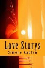 Love Storys : Sammelband by Simone Kaplan (2015, Paperback)
