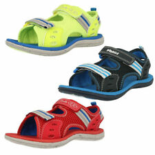 Clarks Sandals for Boys with Hook & Loop Fasteners