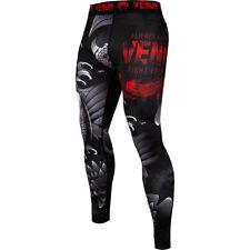 Venum Koi 2.0 Dry Tech MMA Compression Spats - Black/White