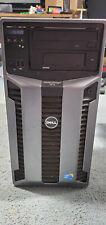Dell Poweredge T610 2x 4 8gb ram no cpu no drives
