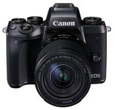 Canon EOS m5 con Canon EF-M 18-150 mm is STM m 5 nuevo envase están dañados