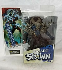 Mcfarlane Spawn The Art of Spawn Series 26 Black Knight 3 Issue 1 Action Figure