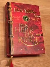 HERR DER RINGE LUXUSAUSGABE *Tolkien* GEBUNDEN Bertelsmann Verlag