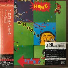 Home [Bonus Tracks] by Procol Harum (K2 HD CD.jp mini LP),2012 VICP-75094