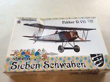 Model kit Sieben schwaben  By eduard 1:48