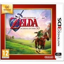 Legend of Zelda Ocarina Selects - Nintendo 3ds Delivery