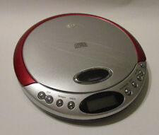 Durabrand Model CD-566 Fully Programmable Personal CD Player Used working