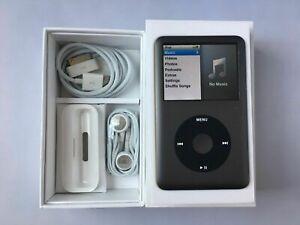 NEW Apple iPod classic 7th Generation MP3 Player 80GB Black (Latest Model)