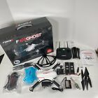 Force1 F100Ghost Brushless Quad-Copter Drone W/ Remote Control ~Untested