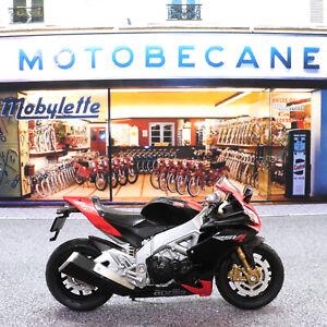 Aprilia RSV 4 Factory 1:18 Die-cast Model Motorcycle Motorbike Welly