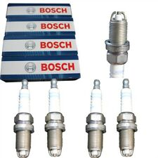 4 Bosch Zündkerze FR 7 LDC+ Audi BMW Dacia Fiat Mini Opel Renault Seat Skoda