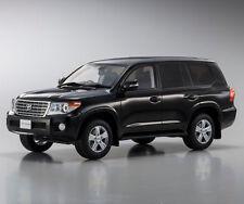 Toyota Land Cruiser AX G Selection Black 1:18 Kyosho KSR18008BK