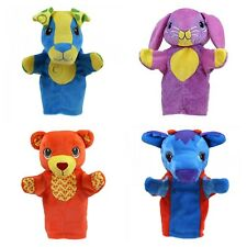 The Puppet Company - My Second Puppets ** Set of 4 ** Dog, Bear, Cow and Rabbit