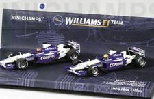 BMW Williams Diecast Formula 1 Cars
