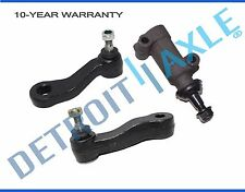 NEW 3pc Steering Pitman Idler Arm Chevy Silverado HD Suburban GMC Sierra 2500