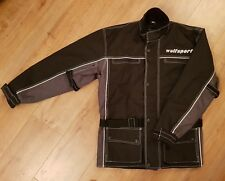 "Wulfsport Adult Enduro Motocross MX Trials ATV Jacket - Black Small (38"" Chest)"