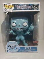 "Funko Pop! Haunted Mansion 10"" Inch Ezra #579 Target Exclusive Vinyl Figure"