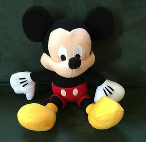 Disney 10 inch Mickey Mouse, plush toy