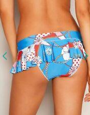 BNWT Frost French Floozie Daisy Chain Bikini Bottoms Skirted Size 18