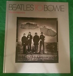 Beatles to Bowie National Portrait Gallery exhibition book 2009 60s photography