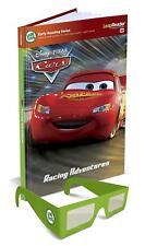 Disney Leapfrog Leapreader Livre Cars2 3D