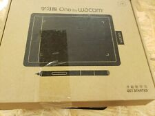 Wacom Bamboo One CTL471 Drawing Pen Small Tablet for Windows and Mac including B