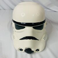 Star Wars Stormtrooper Collectible Ceramic Cookie Jar by Galerie 2011 Lucas Film