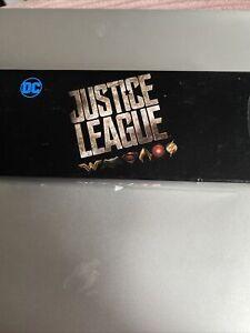 Justice league watch