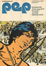 PEP 1971  nr. 12 - GEORGE BAKER SELECTION/PHIL READ/TOENGA (COVER)