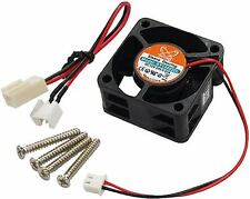 Scythe Mini Kaze 40mm Ultra Cooling Case Fan 3500 RPM, 4.86 CMF, 19.56 dBA, 4cm