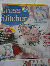 February 1999 The Cross Stitcher Cross Stitch Back Issue Magazine Precious Momen