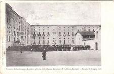 * MILITARE - 74° Regg.Fanteria Brescia - Inaug.Bandiera