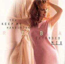 You Keep Me Hangin On [Single] by Reba McEntire (CD, Apr-1996) Free Ship #HH07