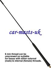Renault Clio, Megane, Scenic, Grand, Kangoo Aerial Antenna Antenne Mast M6