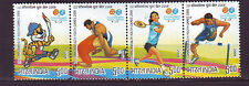 India MNH Setenent 2008 Commonwealth Youth Games Stamps