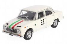 Alfa Romeo Giulia T.I. Super 1963 Rally Tecilla Milior 1/43 Diecast