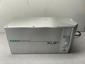 Nanometrics XLS75 Xenon Light Source, 240-2000nm, 75W, Tested Working