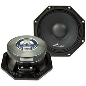 "1) Audiopipe AOCT850 8"" Octo Speaker 500W Max"