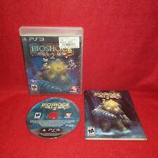 BioShock 2 (Sony PlayStation 3 PS3, 2010)
